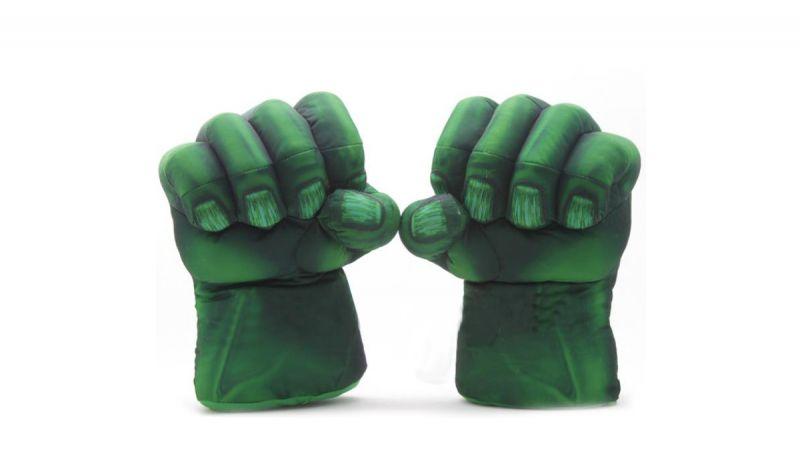 """Перчатки """"Руки Халка"""""""