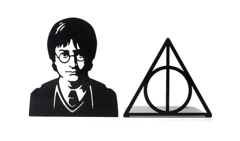 """Упор для книг """"Гарри Поттер и дары смерти"""""""