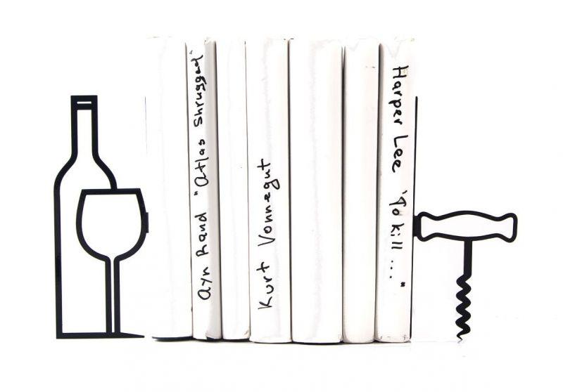 """Упор для книг """"Набор сомелье"""""""