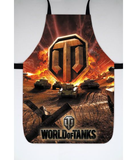 "Фартук ""World of Tanks"""