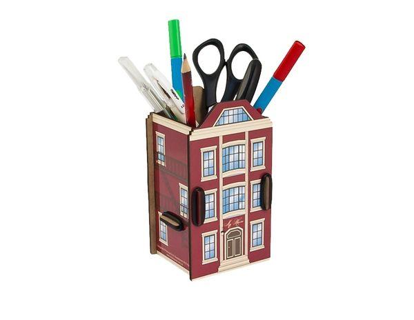"""Органайзер для ручек и карандашей """"Лондонский дом"""""""