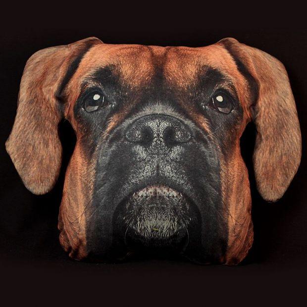 """Подушка-собака """"Мастиф"""""""