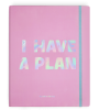 Планер I have a plan, розовый