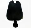 Ручной черный кот - муфта