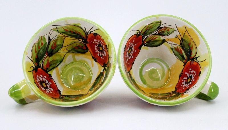 Чашка керамическая 0.5л. (019) (ручная работа)