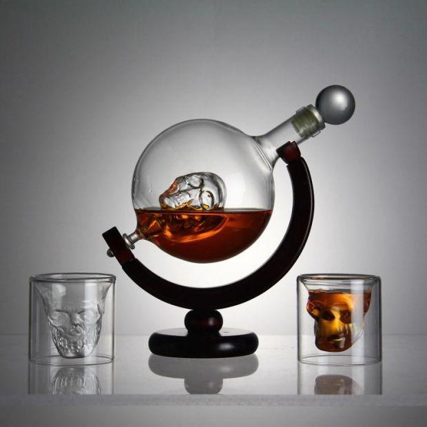 "Набор декантер стаканы ""Доктор Фауст"""