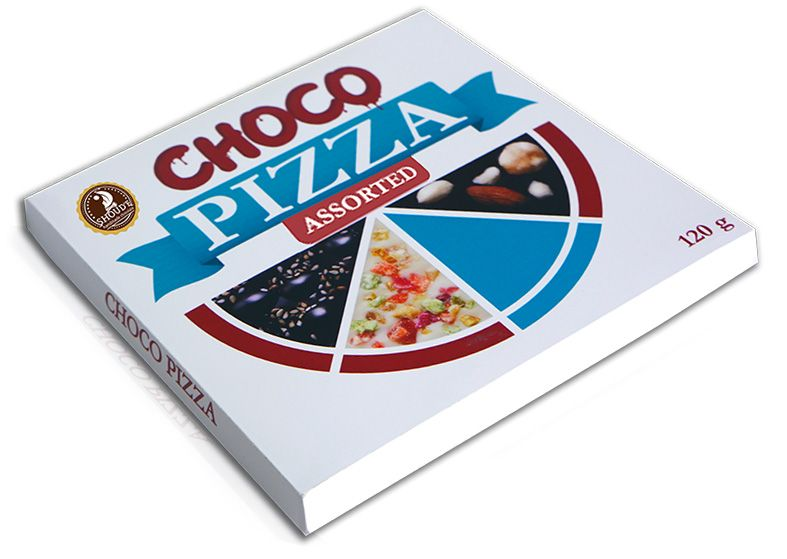 "Шоколадный набор ""Choco Pizza"""