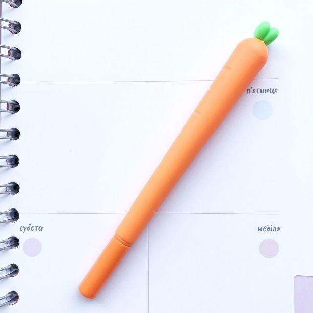 "Ручка ""Морковка"""