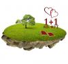Подарок молодоженам титул Лорда и Леди Шотландии + 2 соседних участка земли Glencoe (2 кв. фута)