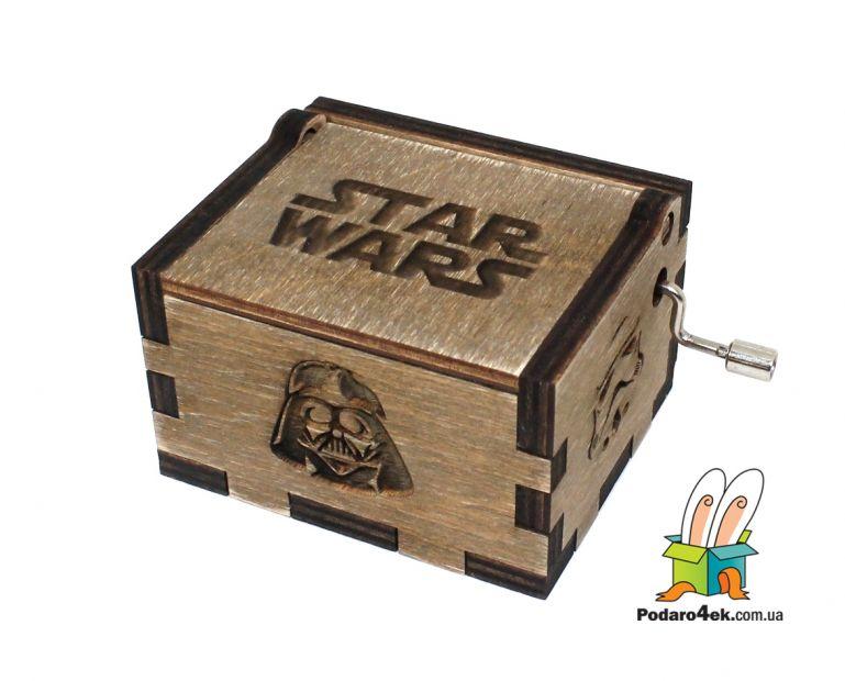 """Музыкальная шкатулка """"Star Wars"""""""