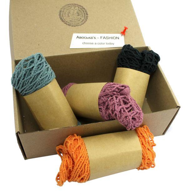 Fashion подарочный набор Эко-сумок  4 цвета