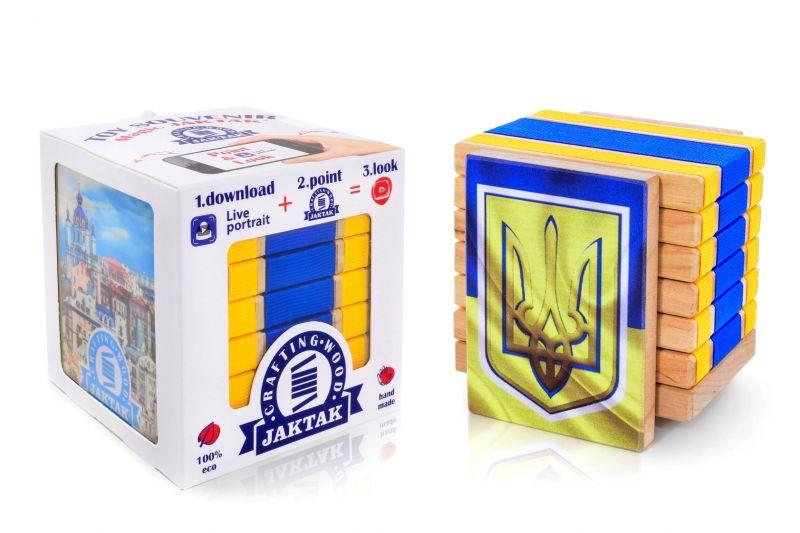 "Украинская игрушка-сувенир ""JakTak"""