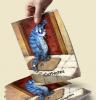 """Творческий блокнот """"Кот гуляка"""""""