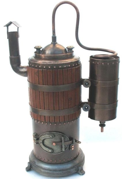 Домашний самогонный аппарат, сувенир