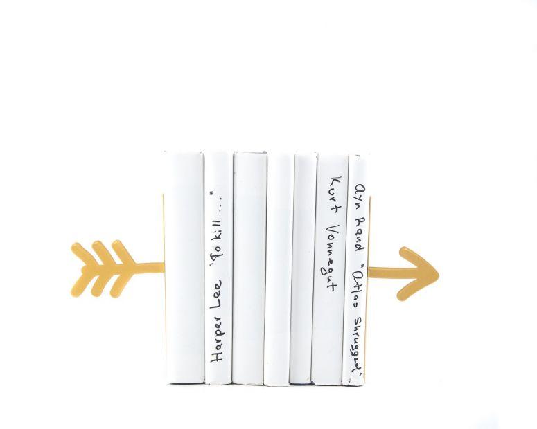 """Упор для книг """"Золотая стрела"""""""