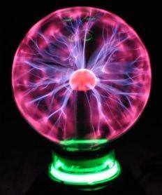 """Плазменный шар Теслы """"Мини"""", диаметр 10см"""