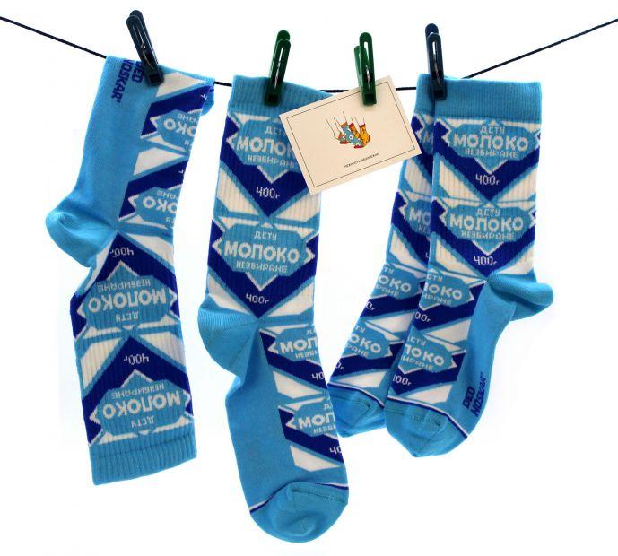 """Подарочный набор носков """"Нежность неизбежна"""""""