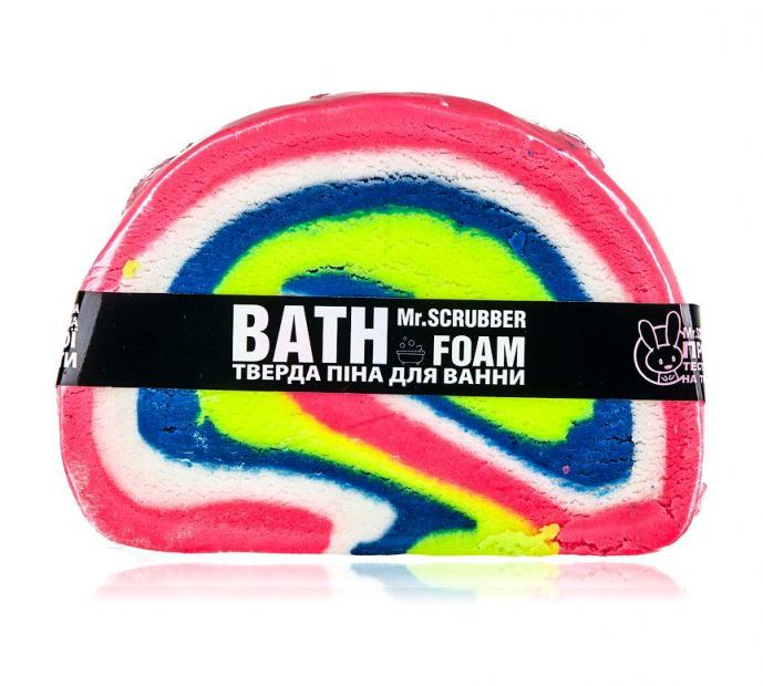 """Твердая пена для ванны """"Bubbles Gum"""""""